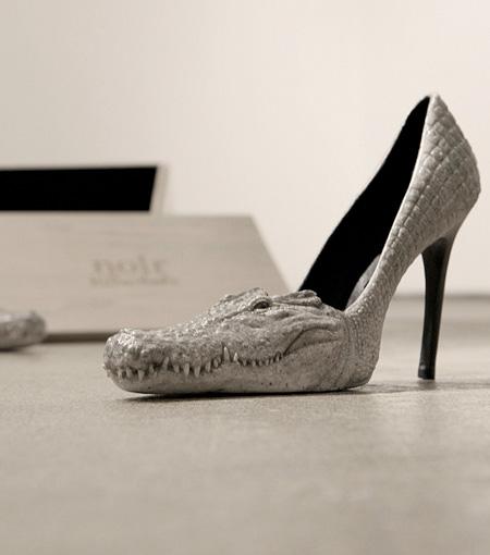 Reptile Heels