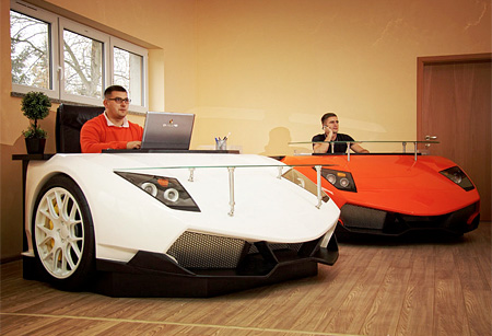 Lamborghini Office