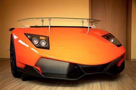 Lamborghini Table
