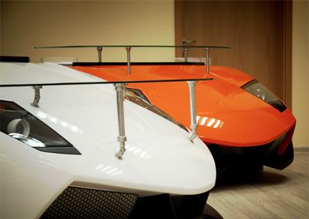Sports Car Desk