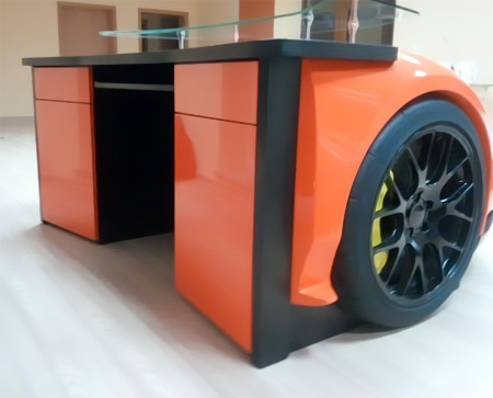 Lamborghini Desk by Design Epicentrum
