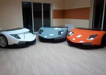 Lamborghini Murcielago Desk by Design Epicentrum