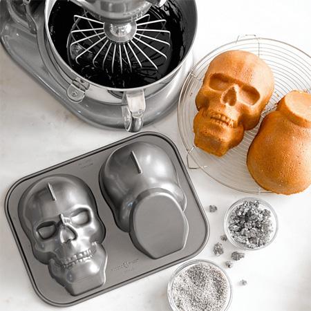 Skull Cake Pan