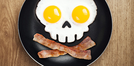 Scary Food for Halloween