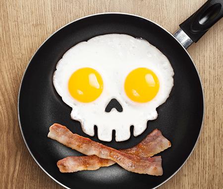 Skull Breakfast
