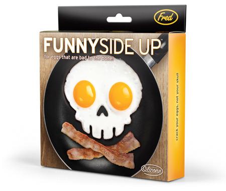 Skull Eggs Mold
