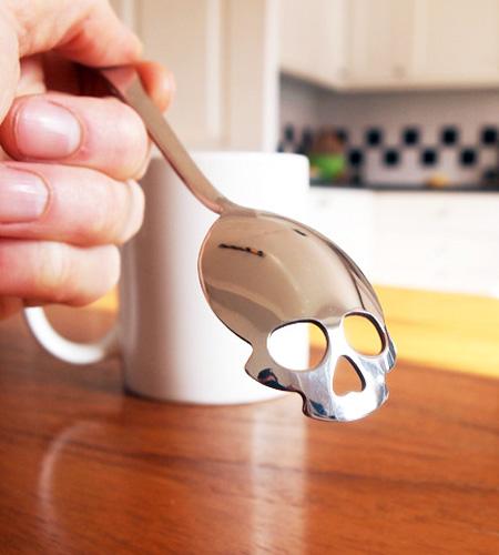 Skull Inspired Spoon