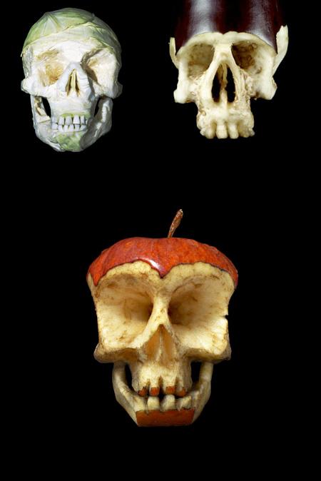 Skull Inspired Food