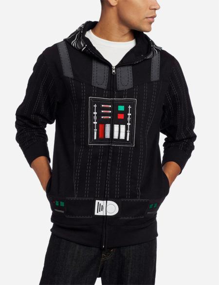 Darth Vader Costume Hoodie