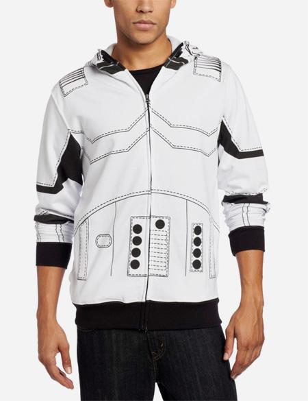 Stormtrooper Costume Hoodie