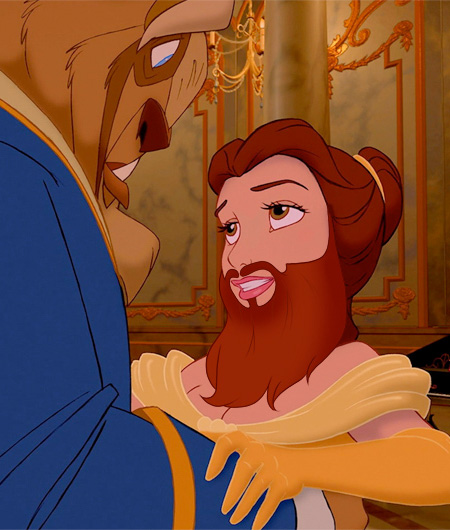 Disney Princesses by Adam Ellis