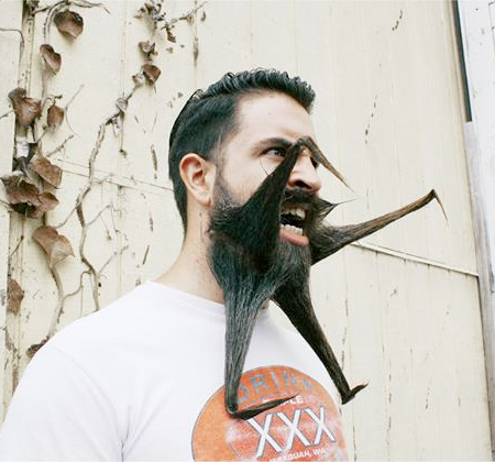 Incredibeard Styles