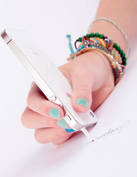Turn your Phone into a Pen