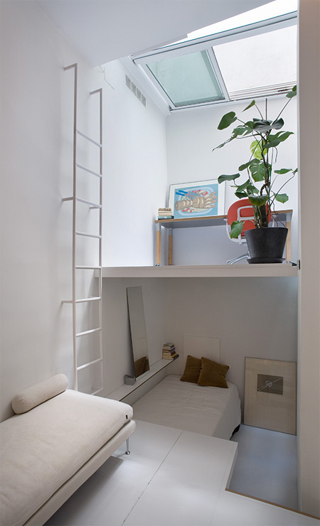 Compact Apartment