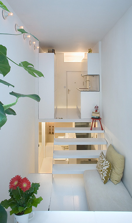 Tiny Apartment by MYCC