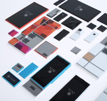 Modular Concept Phone