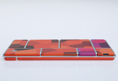 Modular Cell Phone