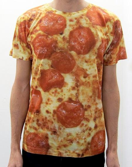 Pepperoni Pizza Shirts
