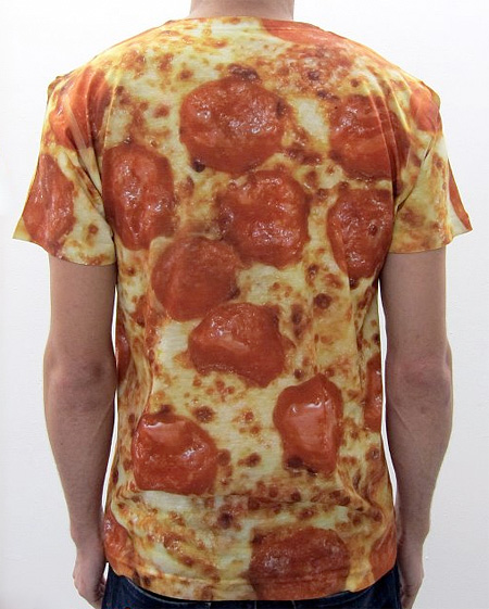 Pepperoni Pizza Inspired Shirt