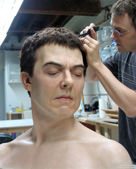 Photo Realistic Sculptures by Jamie Salmon