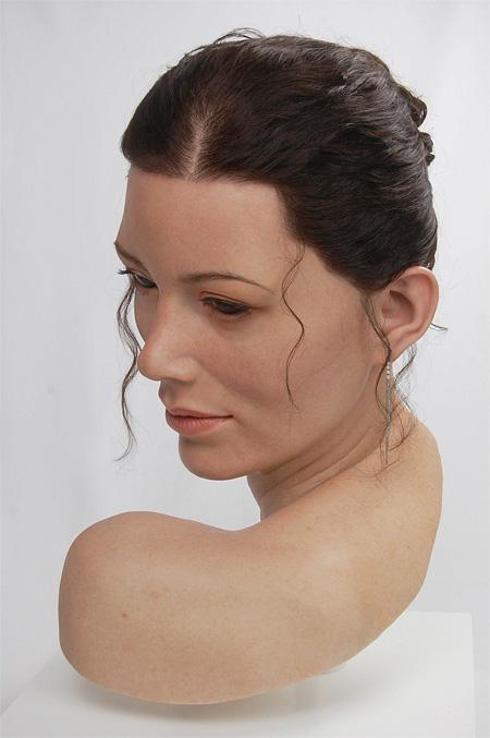 Hyperrealistic Sculptures by Jamie Salmon
