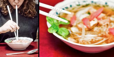 Straw Chopsticks
