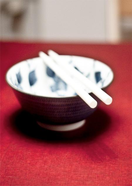Chopstick Straws