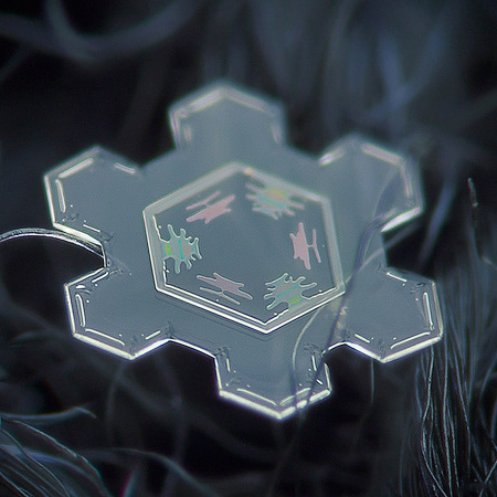 Russian Snowflake