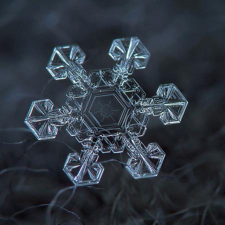 Snowflakes by Alexey Kljatov