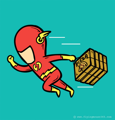 Jobs for Superheroes