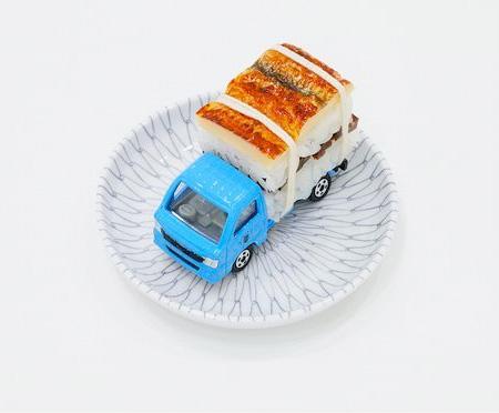 Japanese Sushi Trucks