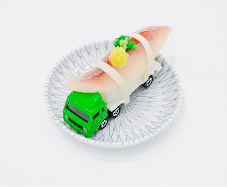Japanese Sushi Truck