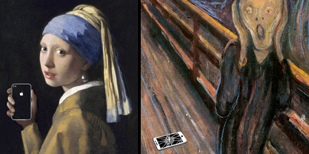 Modern Technology in Classic Paintings