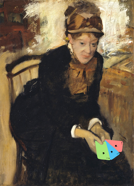 Apple Products in Paintings