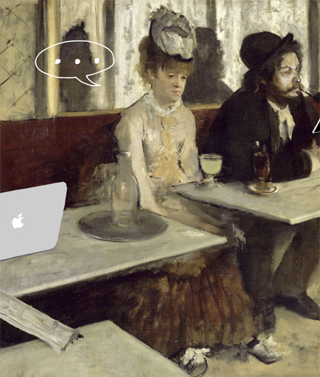 Gadgets in Paintings