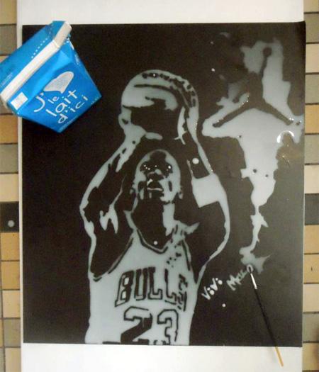 Spilled Milk Art