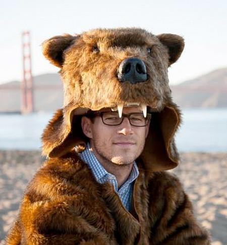 Griz Bear Coat