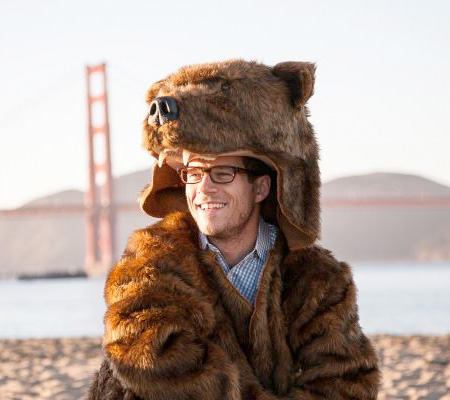 Grizzly Bear Coat