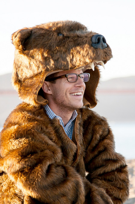 Grizzly Coat