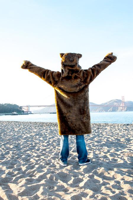 Realistic Bear Coat