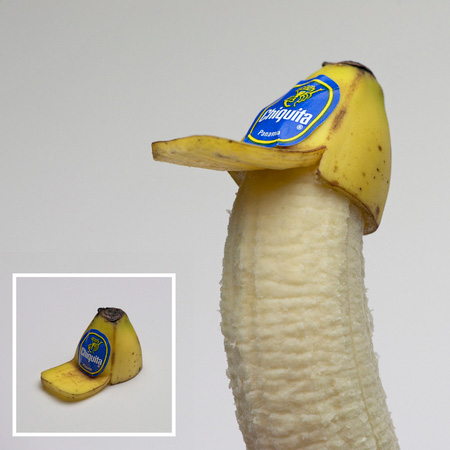 Banana Peel Hat