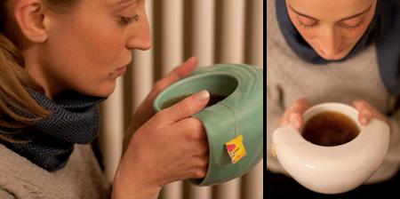 Hand Warmer Mug