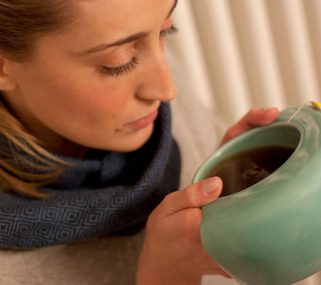 Hand Warmer Coffee Mug