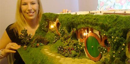 Hobbit Dollhouse