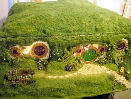 Hobbit Doll House