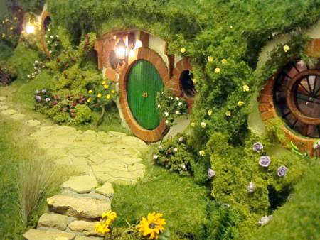 Lord of the Rings Dolls House