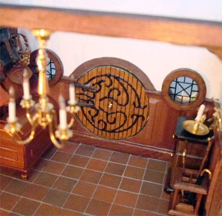 Bag End Doll House
