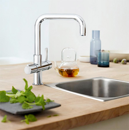 Boiled Water Faucet