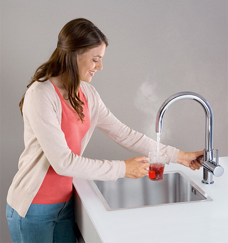 Boiling Hot Water Faucet
