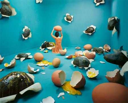 Beautiful Art Installations by JeeYoung Lee